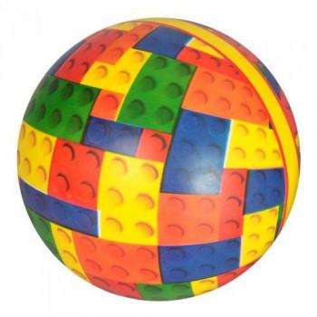 М'яч MS 2620 повноколірний 9 дюймів, 75 г в пакеті