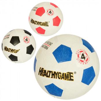М'яч футбольний резиновий Grain MS 2261 270-290г (50 шт/уп)