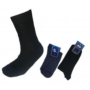 Шкарпетки Евелін Медікоз  чоловічі класика 25-27р. (12шт\уп)
